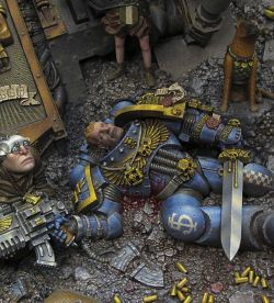 The Hope: brother Tancred closeups set 1