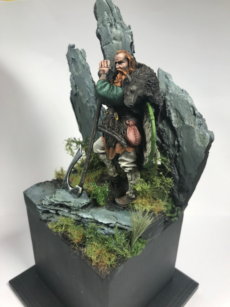 The Viking of the land of dragon theet