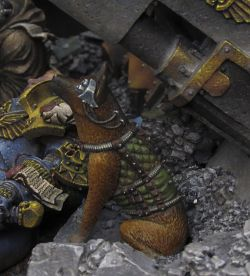 Imperial shepherd closeup set 2