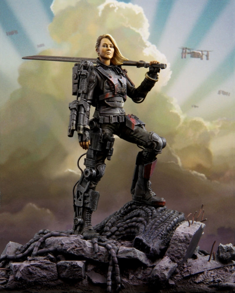 Emily Blunt Is The Real Action Star Of Edge Of Tomorrow