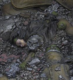 The Hope: battlefield closeups set 2