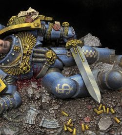 The Hope: brother Tancred closeups set 2