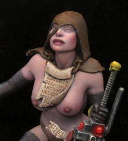 The Hope: closeup extras