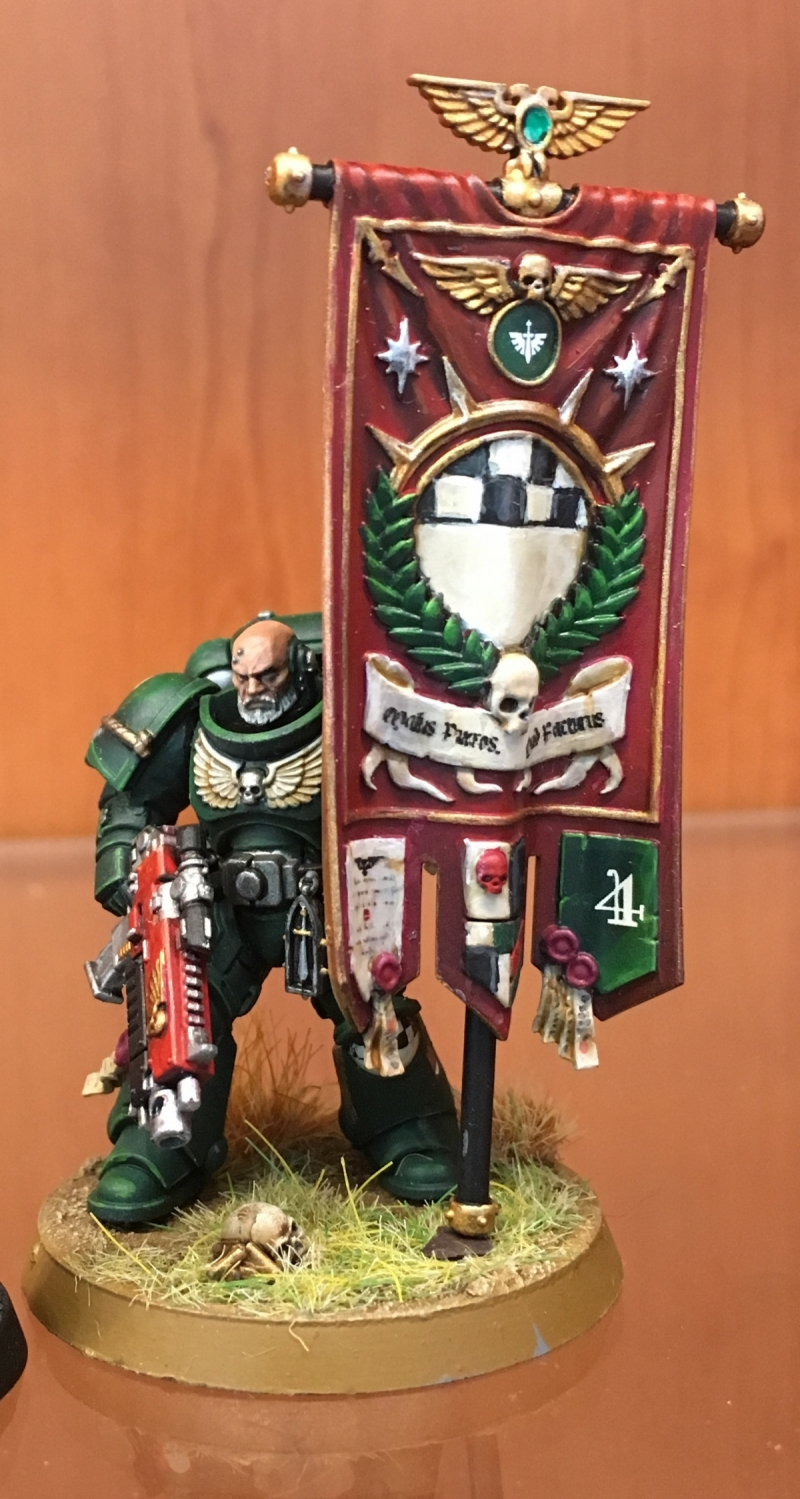 Dark Angels Primaris