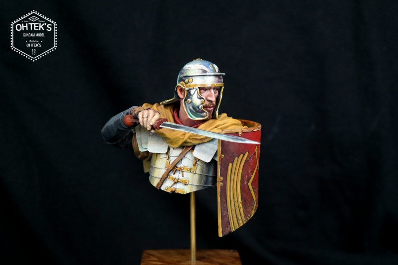 roman legionary 1st century by Youngminiature