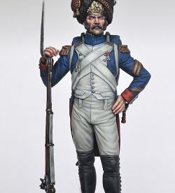 Old Guard grenadier,France (1809)
