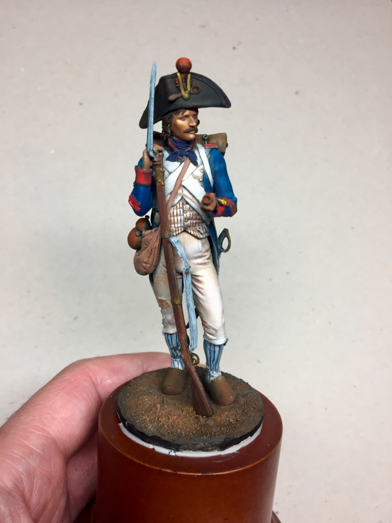 French Revolutionary Soldier
