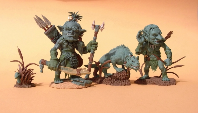 ForestKith Goblins