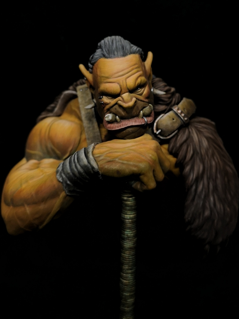 "Orc ""Chief Black Bear"""