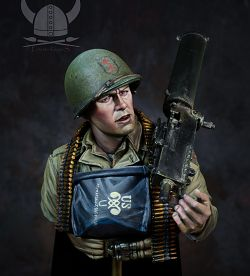 US Ranger, Normandy