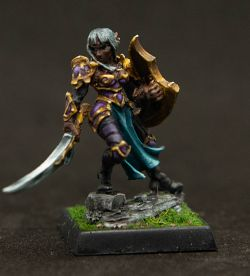 Dorva, Female Dark Elf