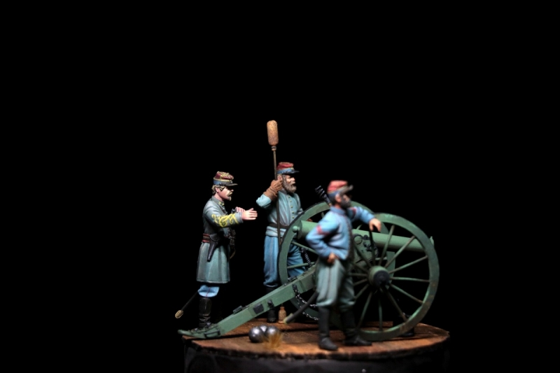 The civil war-《Washington Artillery》