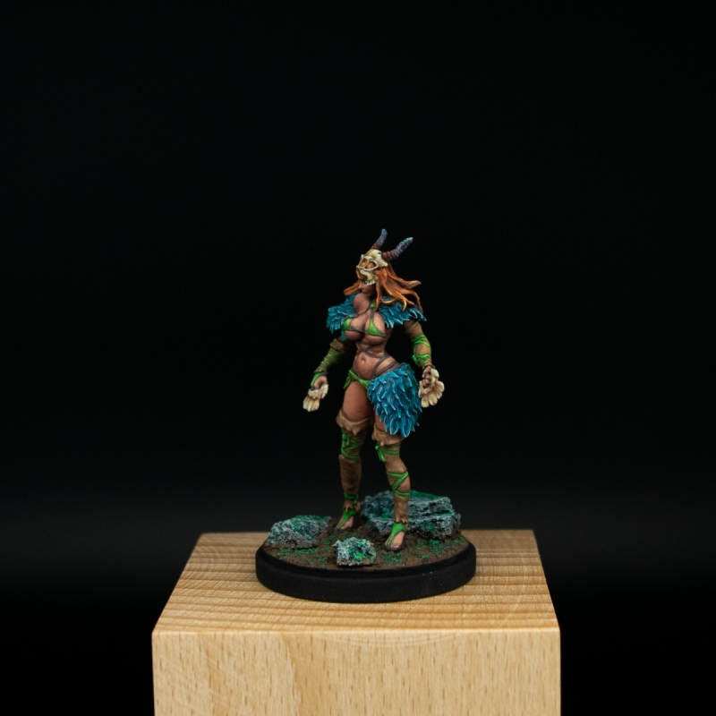 Kingdom Death - Primal Huntress