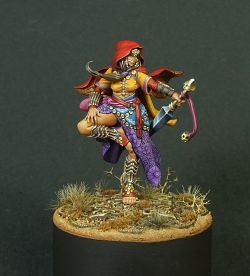 Ysmaerela (Kingdom Death Mage)