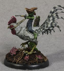 Rooster rider 2. Malifaux, Bayou
