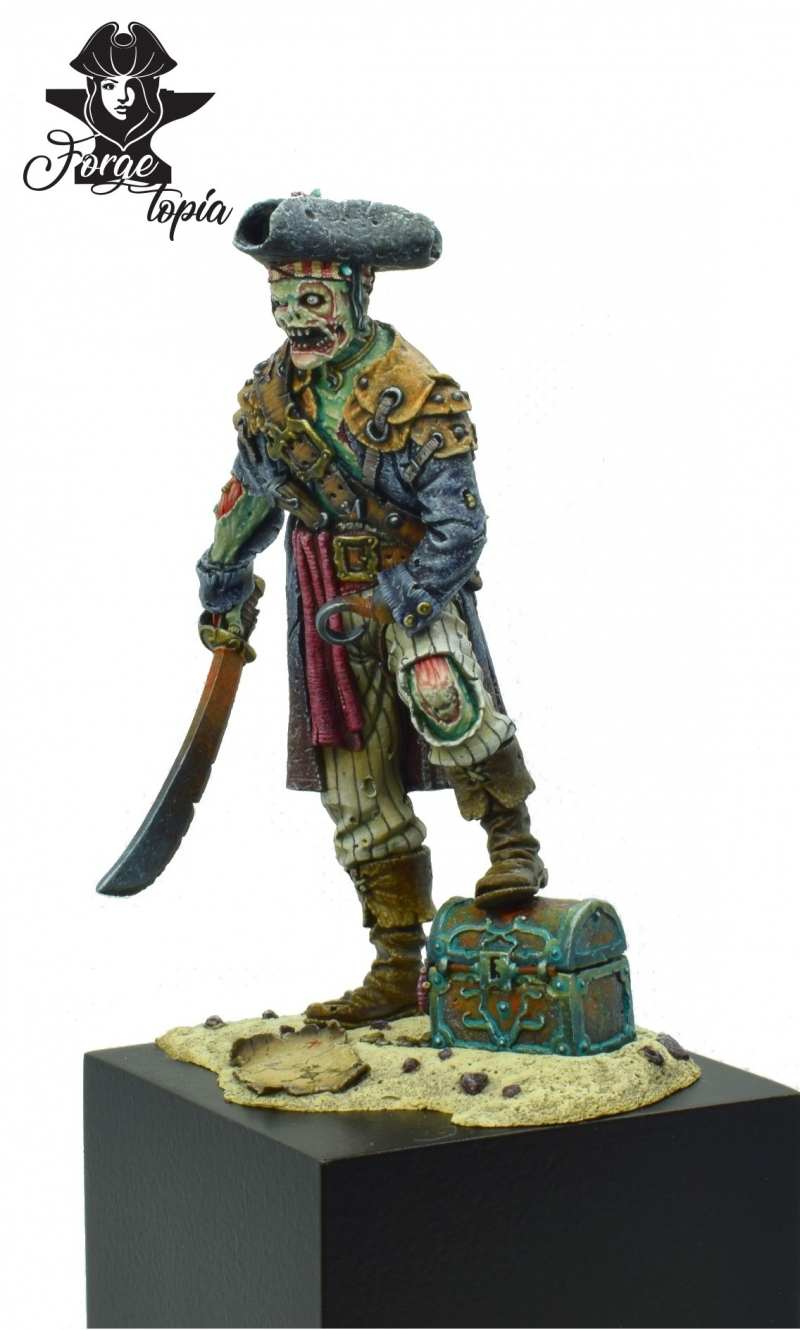 Kornic undead pirate
