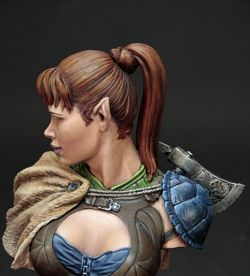 Elven Huntress