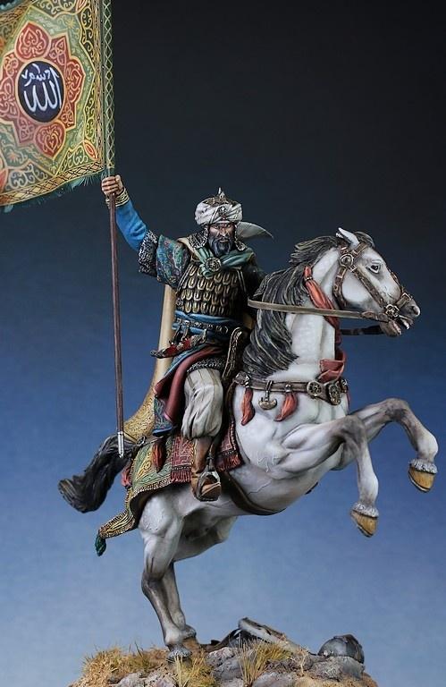 Salah ad-din (Saladin) Bataille de Hattin 1187 Img_7992_-_head_copie_(3)__sized_l