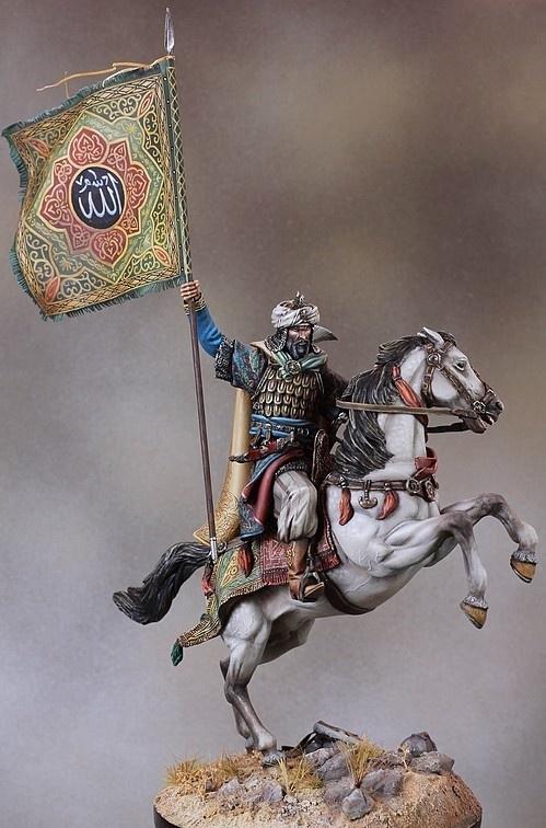 Salah ad-din (Saladin) Bataille de Hattin 1187 Img_8080__sized_l
