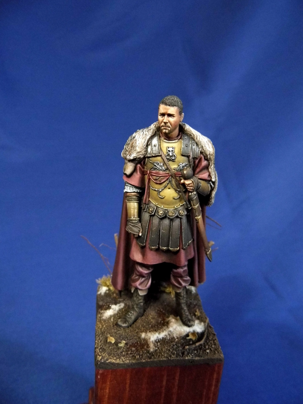Roman Cavalry Officer 180 A D By Pino Ortolani 183 Putty Amp Paint