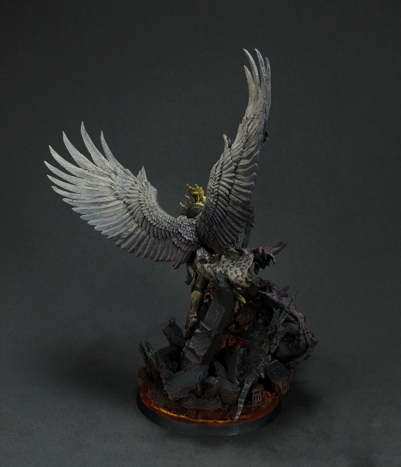Sanguinius, Primarch of the Blood Angels