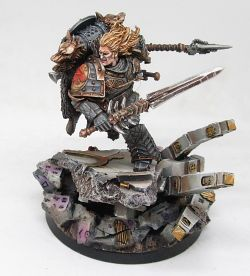 Leman Russ - Primarch of the Space Wolves