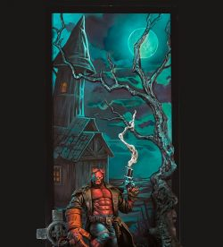 HELLBOY_A Tribute to Mike Mignola_ BESTofFANTASY MSS2019
