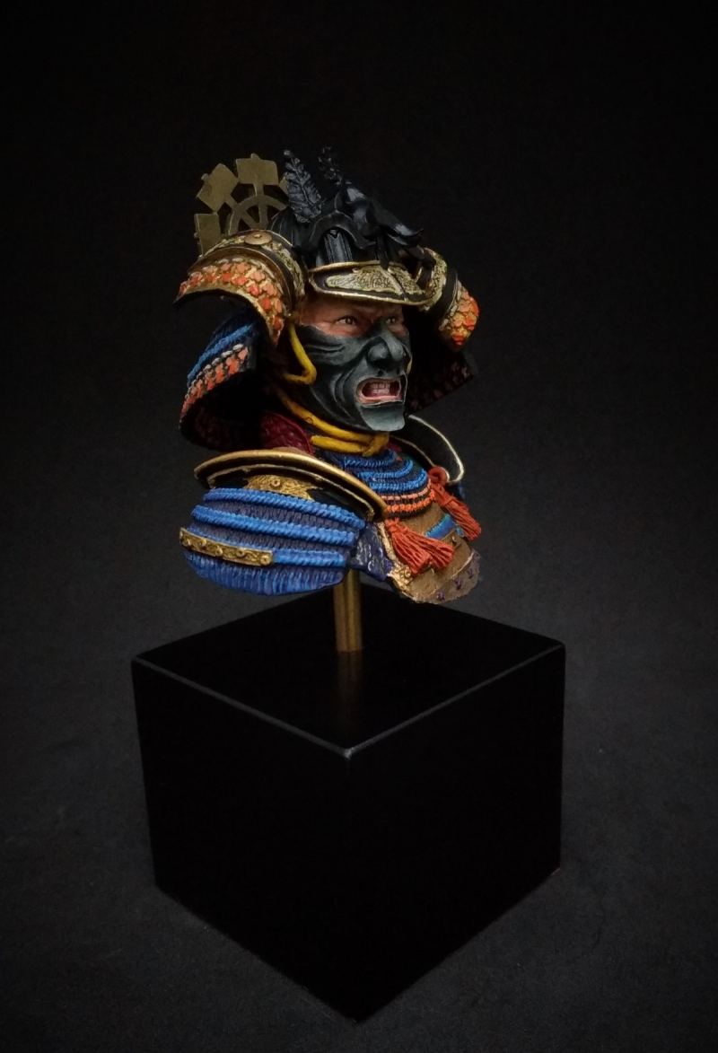 Samurai Warrior Bust