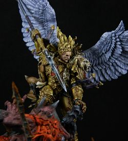 Sanguinius, Primarch of the Blood Angels Pt.1