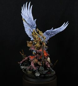 Sanguinius, Primarch of the Blood Angels Pt.2