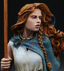 Boudicca. Queen of the Iceni.