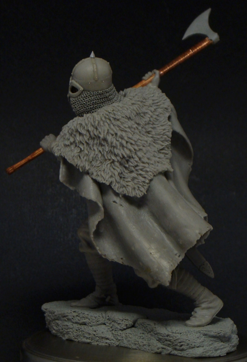 Scandinavian warrior Xcentury ; 90mm.