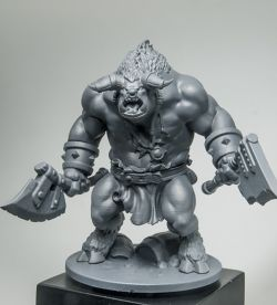Warrior Minotaur - Pint'N Paint Miniatures
