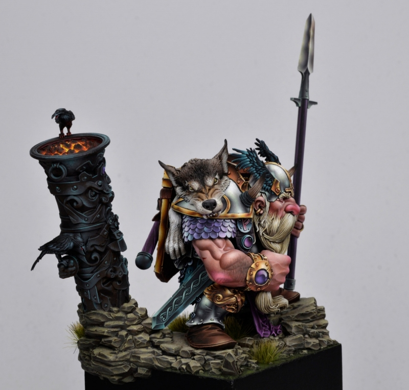 The Guardian - Longbeard Chieftain