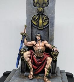 Conan The Userper