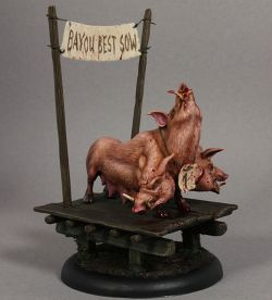 The Sow, Bayou, Malifaux
