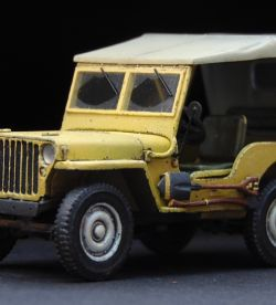 1:72 Willys MB