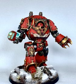 Blood Angels Relic Contemptor Dreadnought
