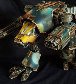 Warhound Titan