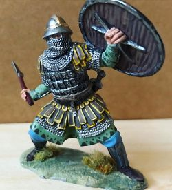 Varangian Guard at Byzantion Service