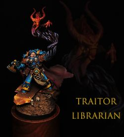 traitor librarian
