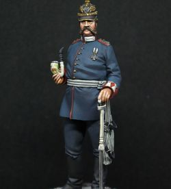 Prussian Officer 1871