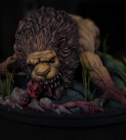 Kingdom death Gigalion