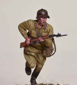 Red Army infantryman