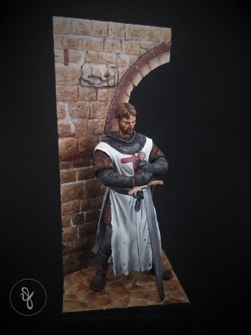 Templar in Outremer