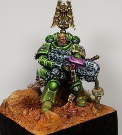 Dark Angels Hellblaster