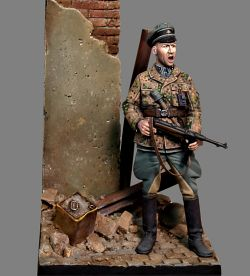german ss officer