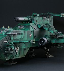 Dark Angels Thunderhawk