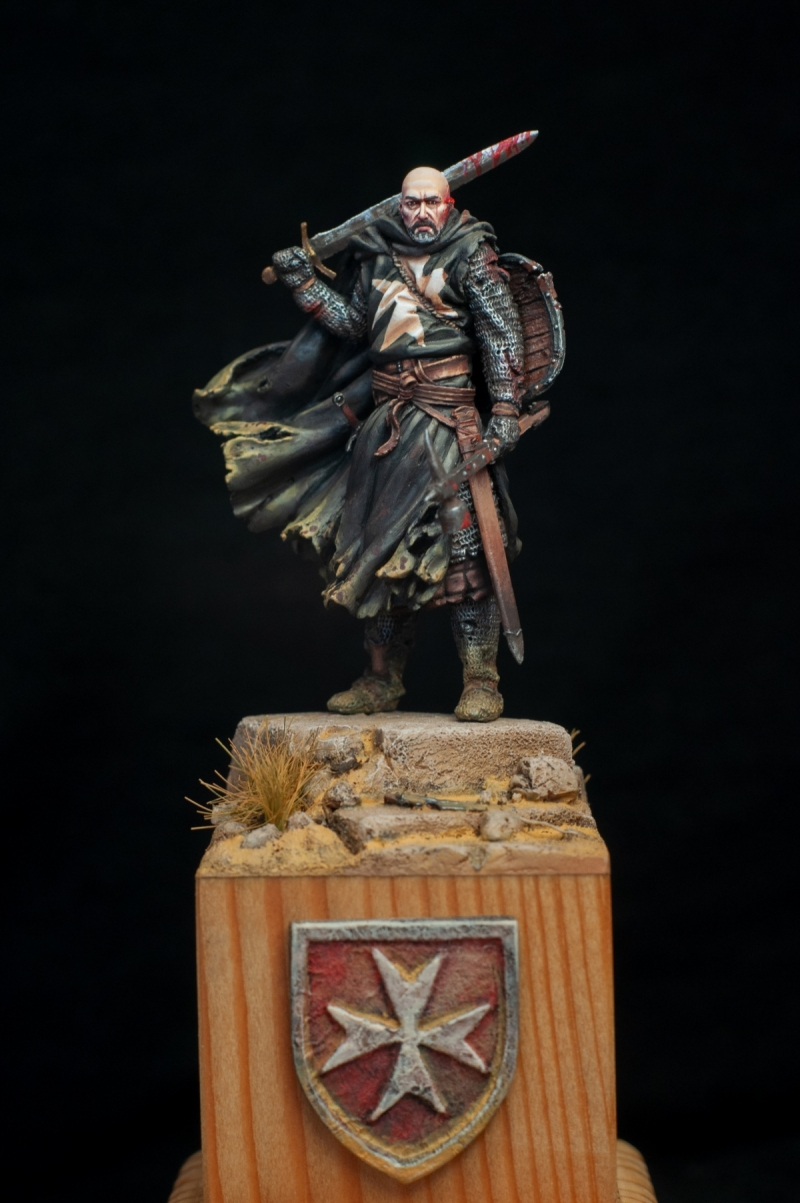 The last stand - Knight Hospitaller