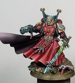 Mephiston, the Lord of Death